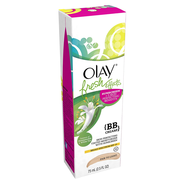 Amazon.com: Olay efectos BB Cream. Skin Perfecting Tinted ...