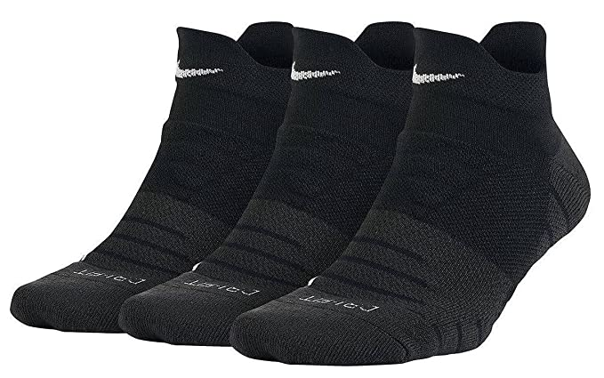 Nike W Nk Dry Cush Low 3pr Socks, Mujer