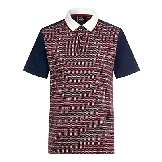 Merc of London Brumby Polo, Azul (Blue), M para Hombre: Amazon.es ...