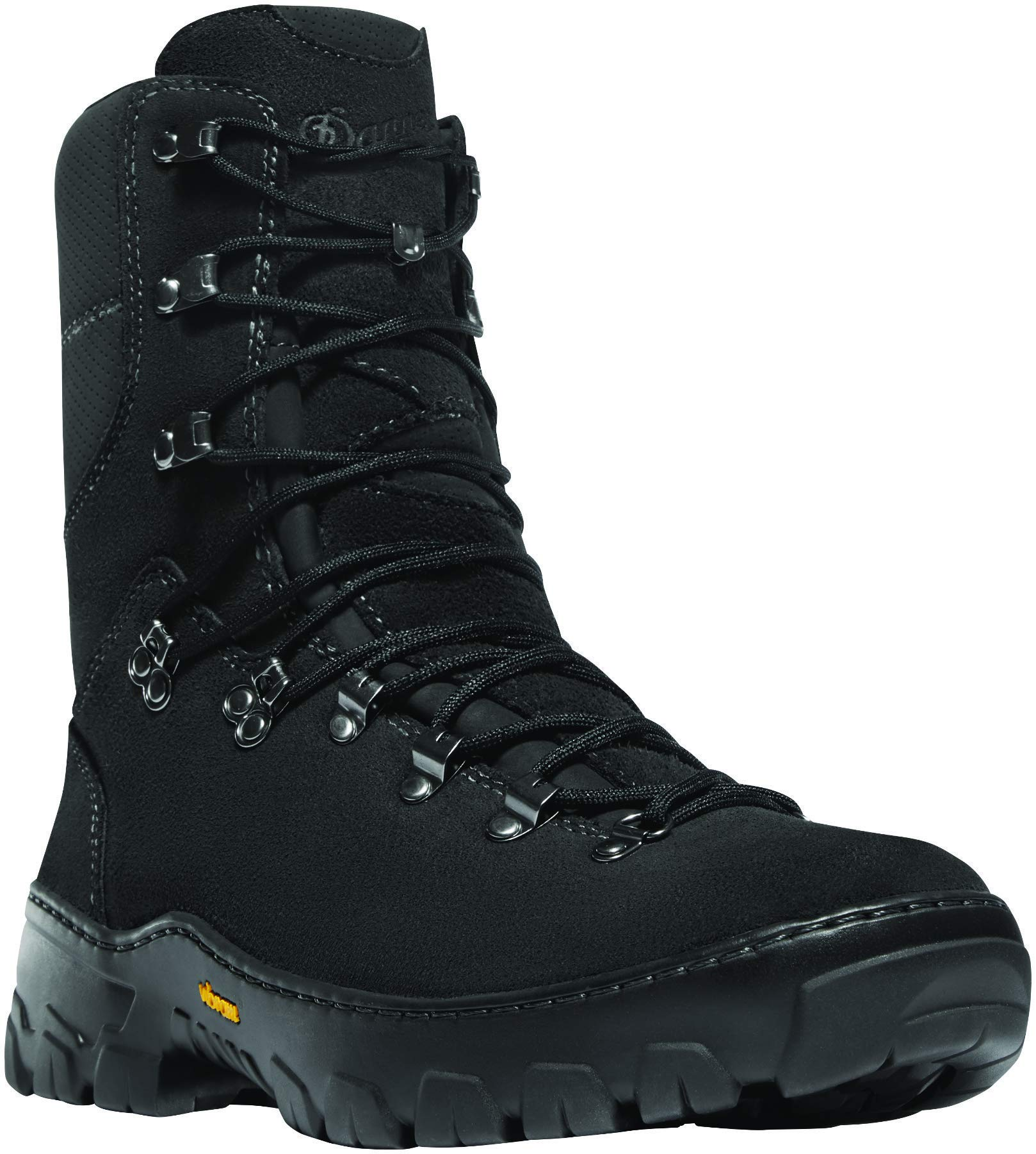 Danner Men's 18050 Wildland Tactical Firefighter 8'' Fire and Safety Boot, Black - 11 by Danner