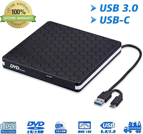 External DVD Drive for Laptop