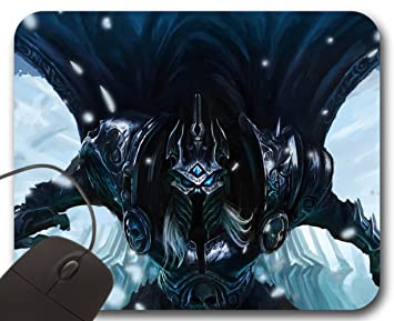 Mousepad Arthas Menethil Wow World Of Warcraft Mouse