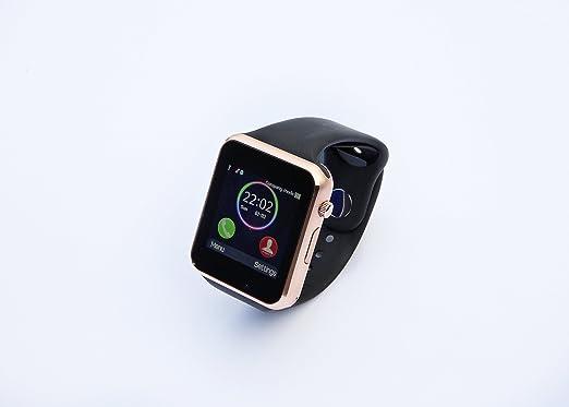 Reloj inteligente Voyto; Smartwatch A1 con teléfono y cámara para Android