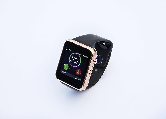 Reloj inteligente Voyto; Smartwatch A1 con teléfono y cámara ...