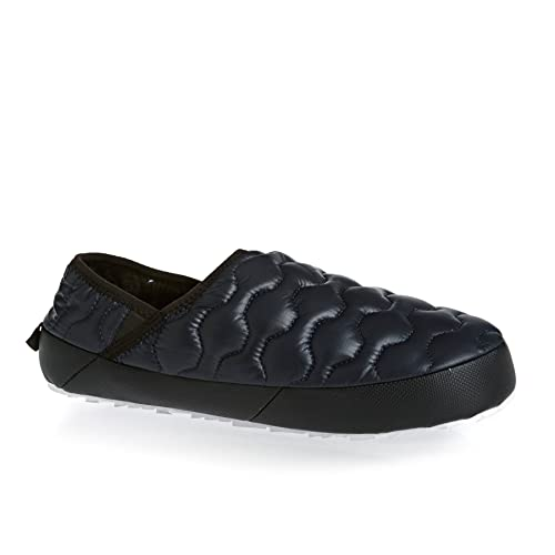 077b682d43ef THE NORTH FACE Mens Thermoball Traction Mule IV Water Resistant Slippers -  Shiny Urban Navy