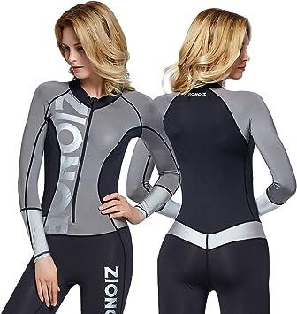 Amazon.com: ZIONOR - Traje de buceo para todo el cuerpo ...