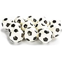 """Soccer Sports Stress Balls Bulk Pack of 12 Relaxable 2"""" Stress Relief Soccer Squeeze Balls"""