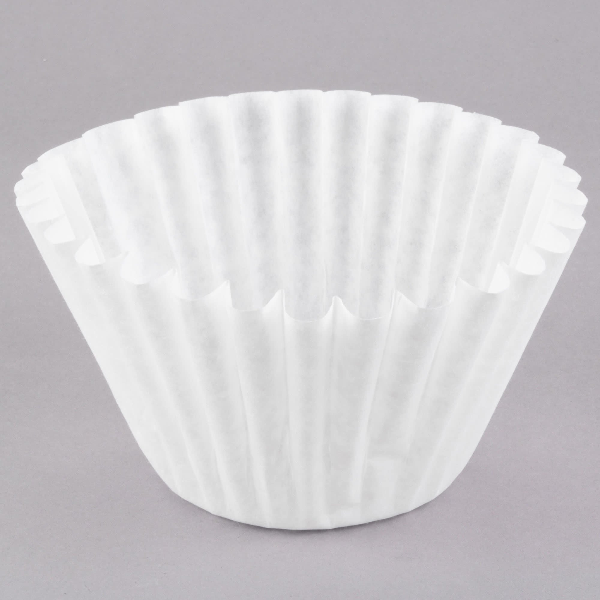 TableTop King 514 (F514U) 14'' x 5'' Coffee Filter for Satellite Coffee Brewers and Iced Tea Brewers - 500/Case