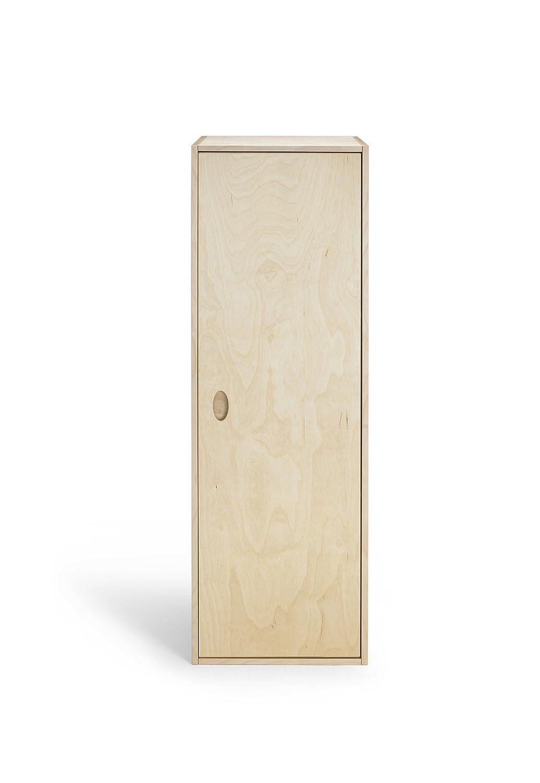 Unbekannt Armadio Porta in faggio multiplex con Vero Legno impiallacciato in Diversi Colori per Porta congelatore traturio®