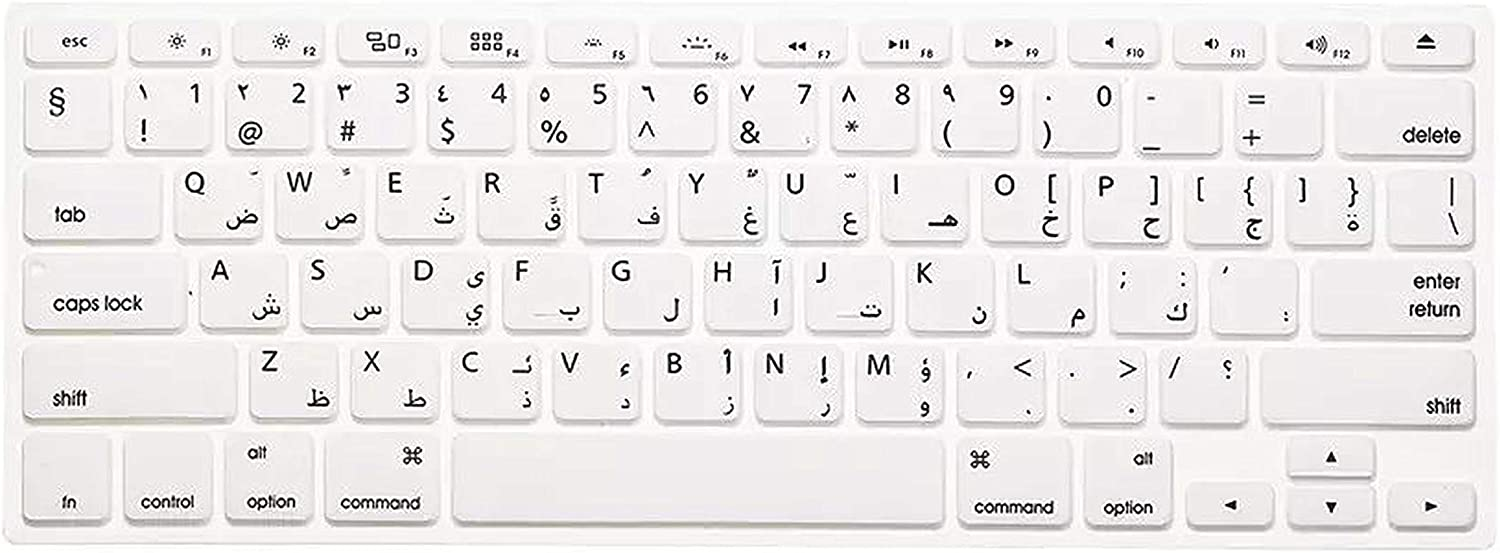 for MacBook Air Pro 13 15 17 Ultra Soft US Silicone Keyboard Cover Skin Film