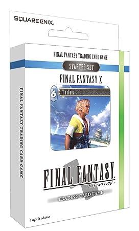 Square Enix Final Fantasy 10 x Kit de Final Fantasy Trading ...