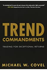 Trend Commandments: Trading for Exceptional Returns Hardcover