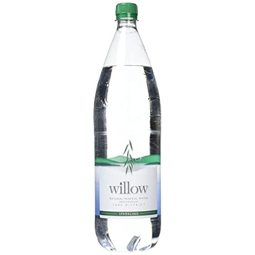 Lakeland Willow Sparkling Spring Water 1.5 Litre (Pack of 6)