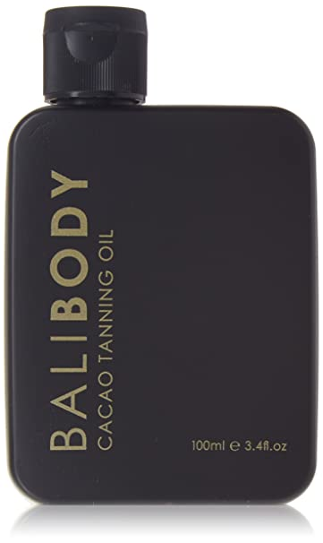 Amazon Com Bali Body Cacao Tanning And Body Oil 110 Ml Beauty