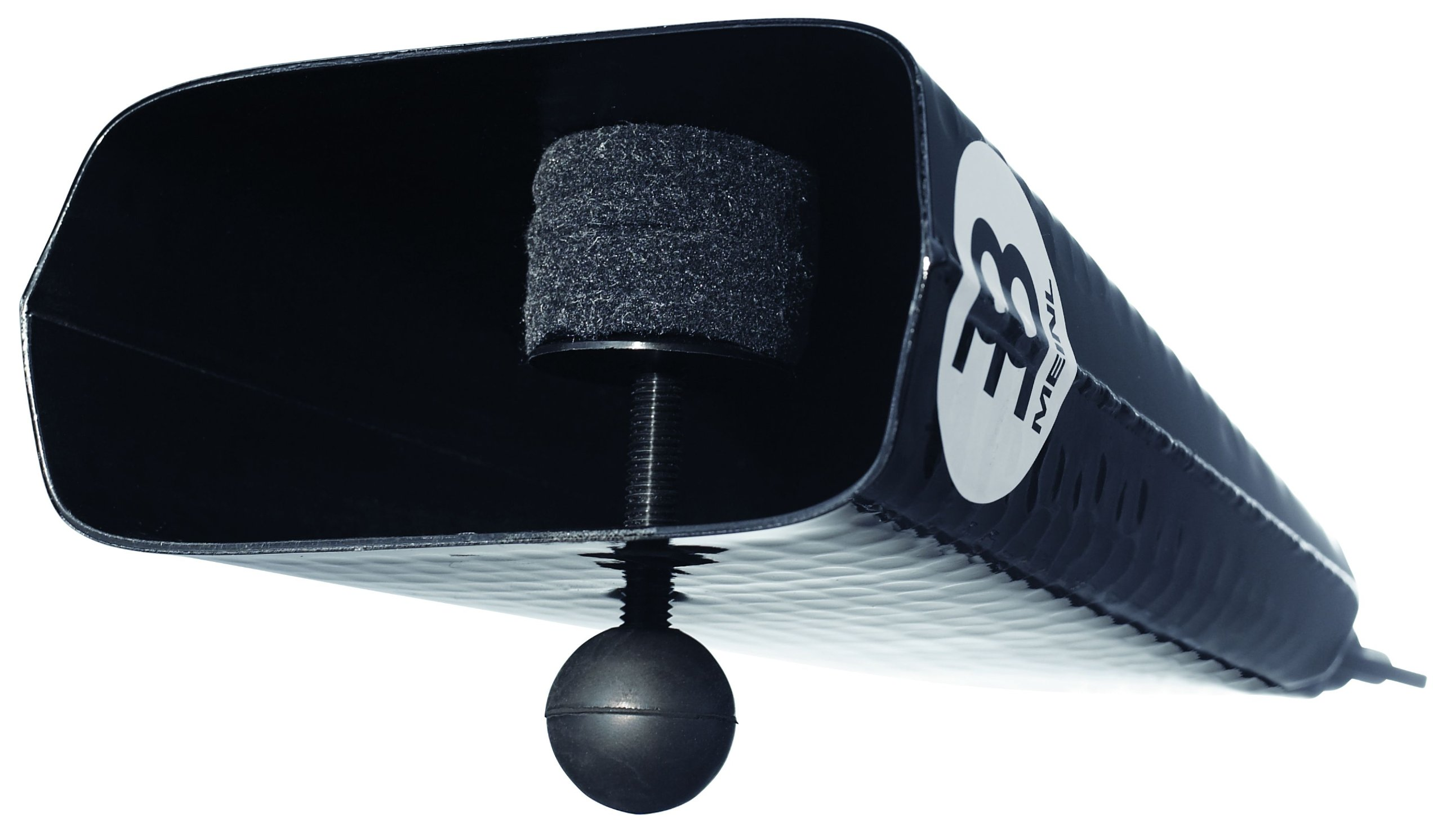 Meinl Percussion RM80B Russ Miller Signature Adjustable 8-Inch Multi-Bell Cowbell by Meinl Percussion