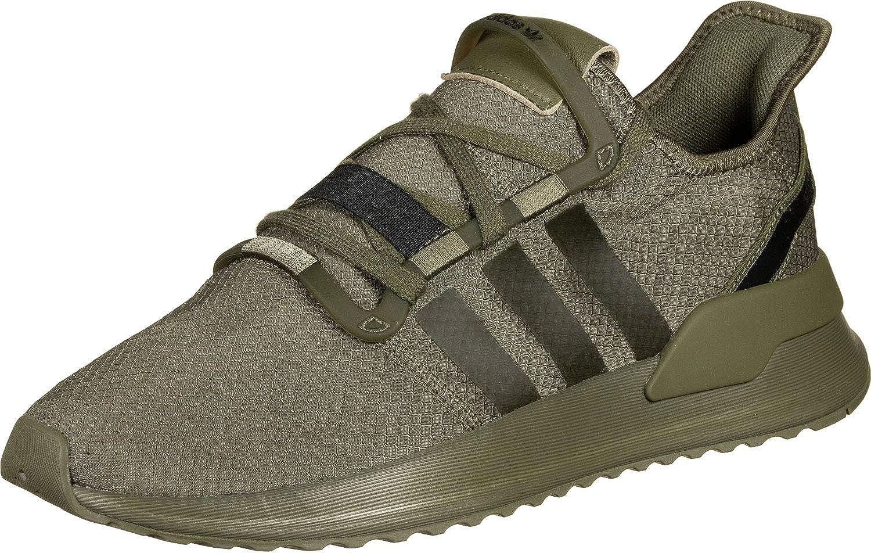 adidas U Path Run Shoes raw Khaki/core