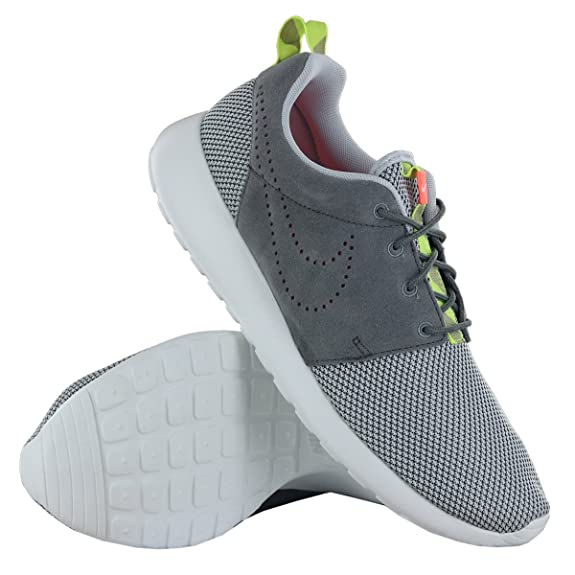 edhdy Nike Roshe Run Grey Charcoal Mens Trainers Size 10.5 UK: Amazon.co