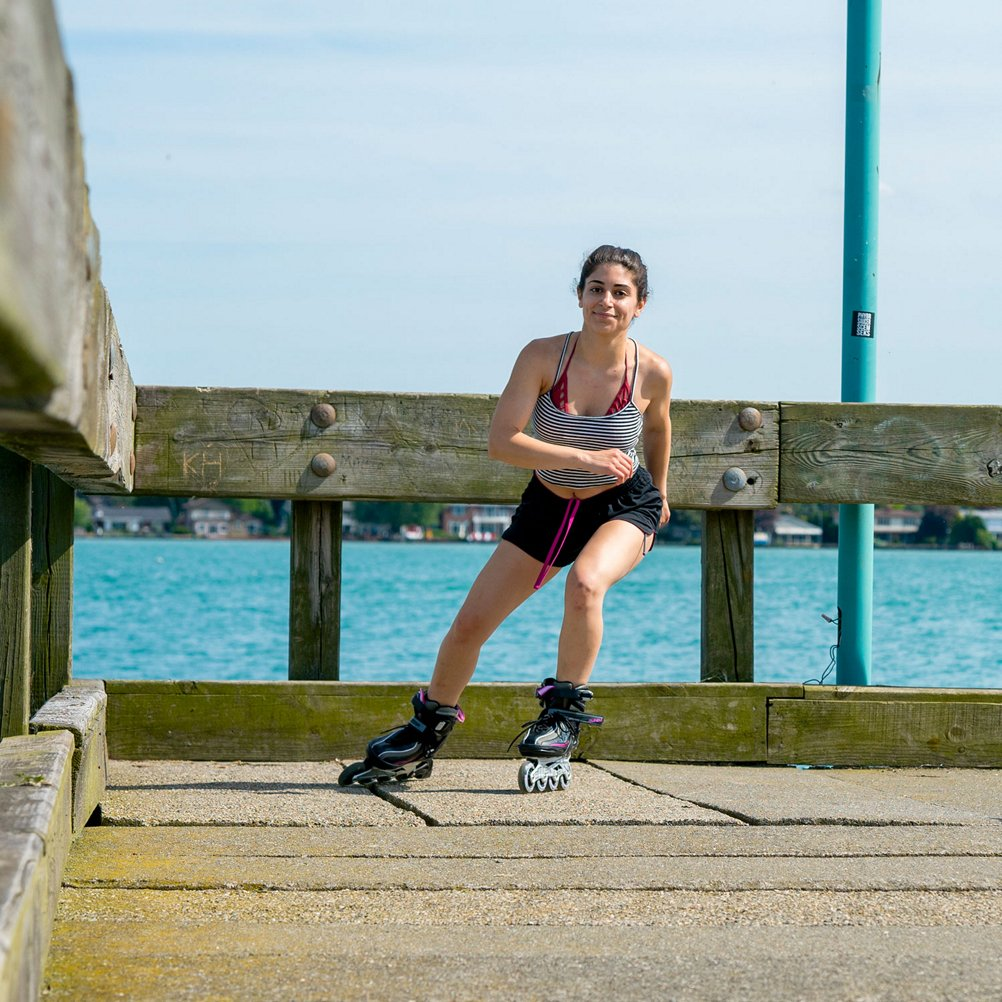 5th Element Lynx LX Womens Inline Skates 6.0 by 5th Element (Image #4)