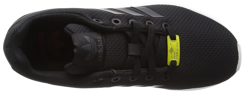 Adidas Zx Flusso Bianco Nero qwfe85HH
