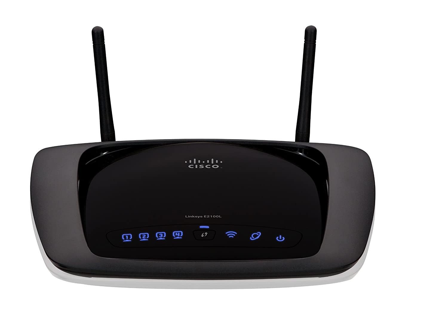Amazon.com: Cisco-Linksys E2100L Advanced Wireless-N Router: Electronics