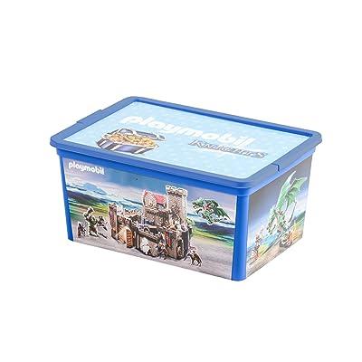 Playmobil - 064746 - Caja - Ritter - 12 l: Juguetes y juegos