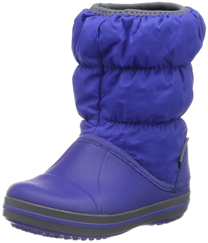 crocs Winter Puff Boot Unisex - Kinder Schneestiefel: Amazon.de ...