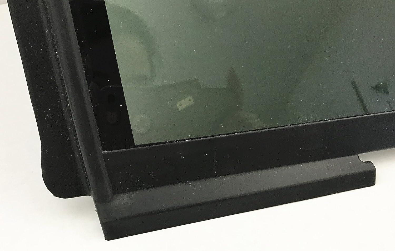 NAGD for 1993-1999 Chevrolet Suburban 4 Door Utility Driver//Left Side Rear Door Window Replacement Glass