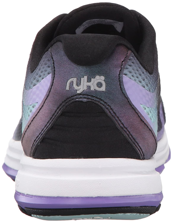 Ryka Women's Shoe Devo Plus 2 Walking Shoe Women's B01A62THGE 5.5 B(M) US|Black/Purple 215fcd