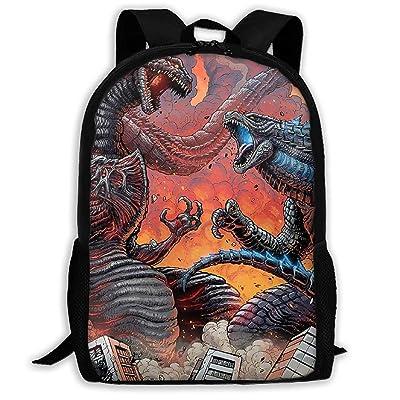 Godzilla 2 kids Multi-function Backpack Bookbag | Kids' Backpacks