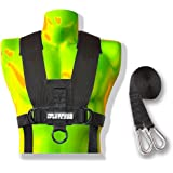 ComCor Sled Harness Vest Minimus 17 Padded Shoulders with Strap