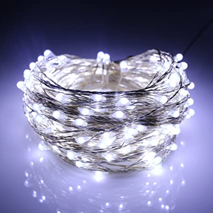 Micro Led String Lights Unique Amazon ER CHEN Remote Battery Operated Micro LED String Lights