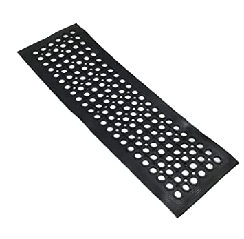 Heavy Duty Rubber Stair Treads Step Mats Covers Outdoor And Indoor None  Slip 30x90cm