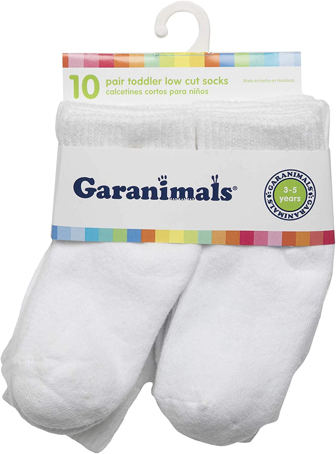 Garanimals 6 Pair Baby Toddler Boys Ankle Socks New Your Choice of 1 Pack