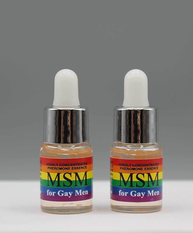 PheroCode MSM 5ml + 5ml La mejor feromona sexual para ...