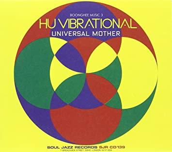 Universal Mother Cd: Hu Vibrational: Amazon.es: Música