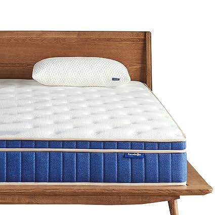 sweetnight queen mattress in a box 8 inch individually pocket spring hybrid mattressesgel - Mattress In A Box