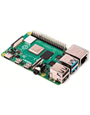 RASPBERRY PI 4 Modell B 4GB ARM-Cortex-A72 4X 1,50GHz, 4GB RAM, WLAN-AC, Bluetooth 5, LAN, 4X USB, 2X Micro-HDMI