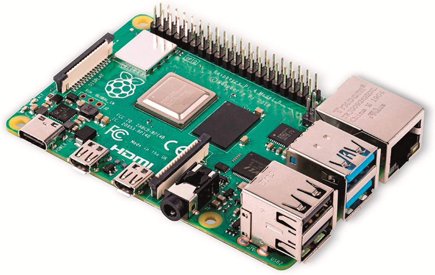 Raspberry Pi 4 Model B 2GB ARM-Cortex-A72 4x 1,50GHz, 2GB RAM ...