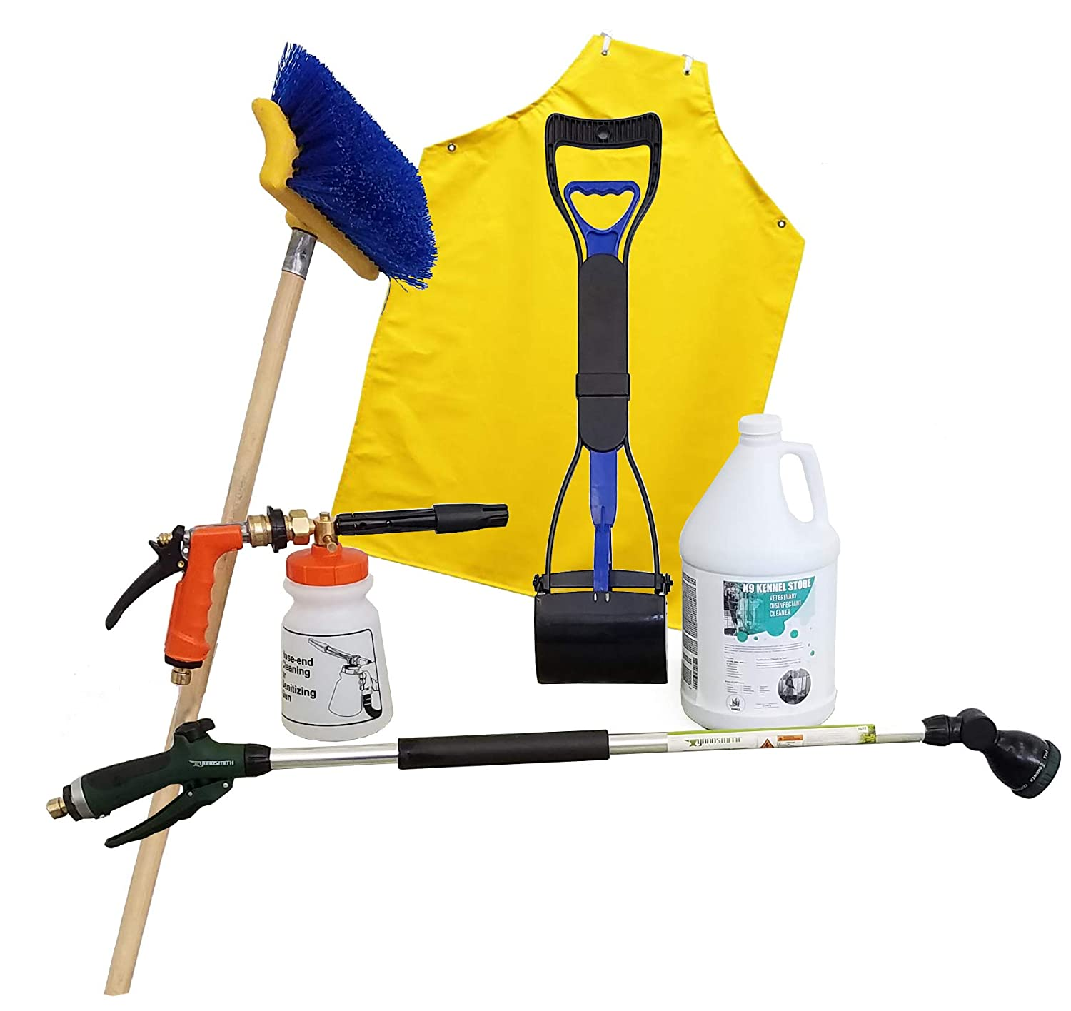 Cove Products Basic Dog Kennel Cleaning Kit