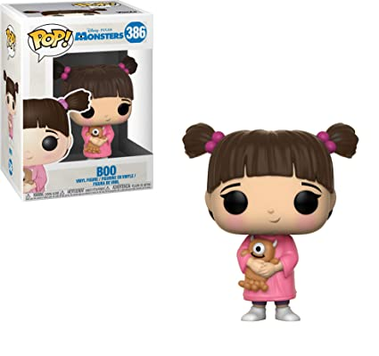 Funko Pop Disney: Monsters-Boo Collectible Figure, Multicolor