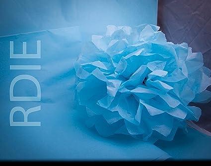 24 feuilles de papier de soie Bleu Ciel, 50x75cm, 18 grs  Amazon.fr ... 06829d4d3ec