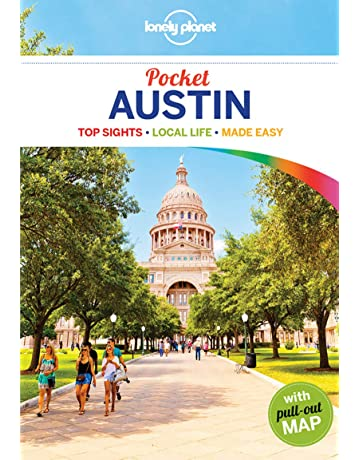 Lonely Planet Pocket Austin (Travel Guide)