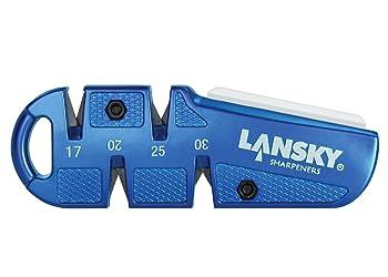 Lansky QuadSharp QSHARP Pocket Knife Sharpener