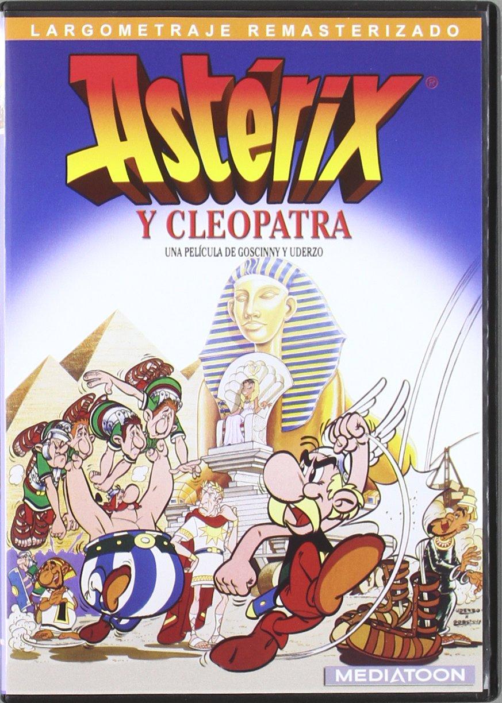 Asterix Y Cleopatra [DVD]: Amazon.es: Varios: Cine y Series TV