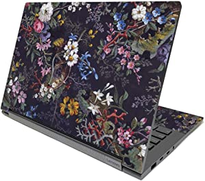 """MIGHTY SKINS Skin Compatible with Lenovo Yoga C940 14"""" (2020) - Midnight Blossom 