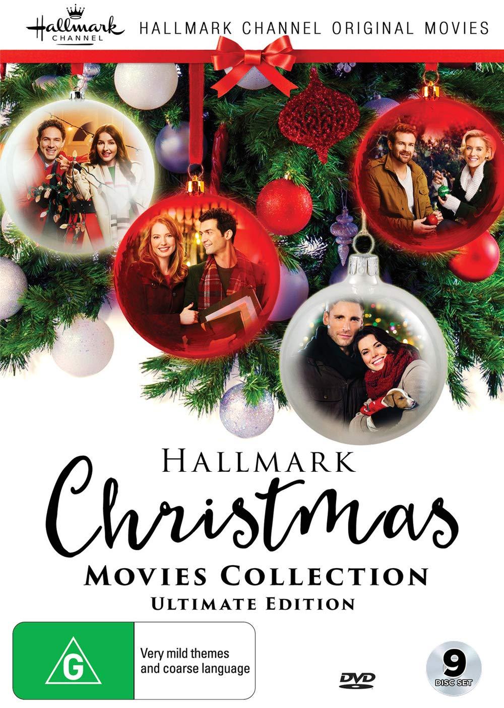 Amazon Com Hallmark Christmas Movies Collection Ultimate Edition Movies Tv