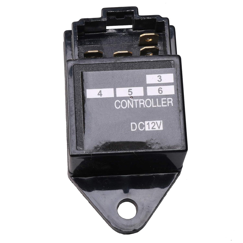 pack of 1 For GM 4 Pin #OEM Relays 19116059 4-Terminal Main Gray 13502753,