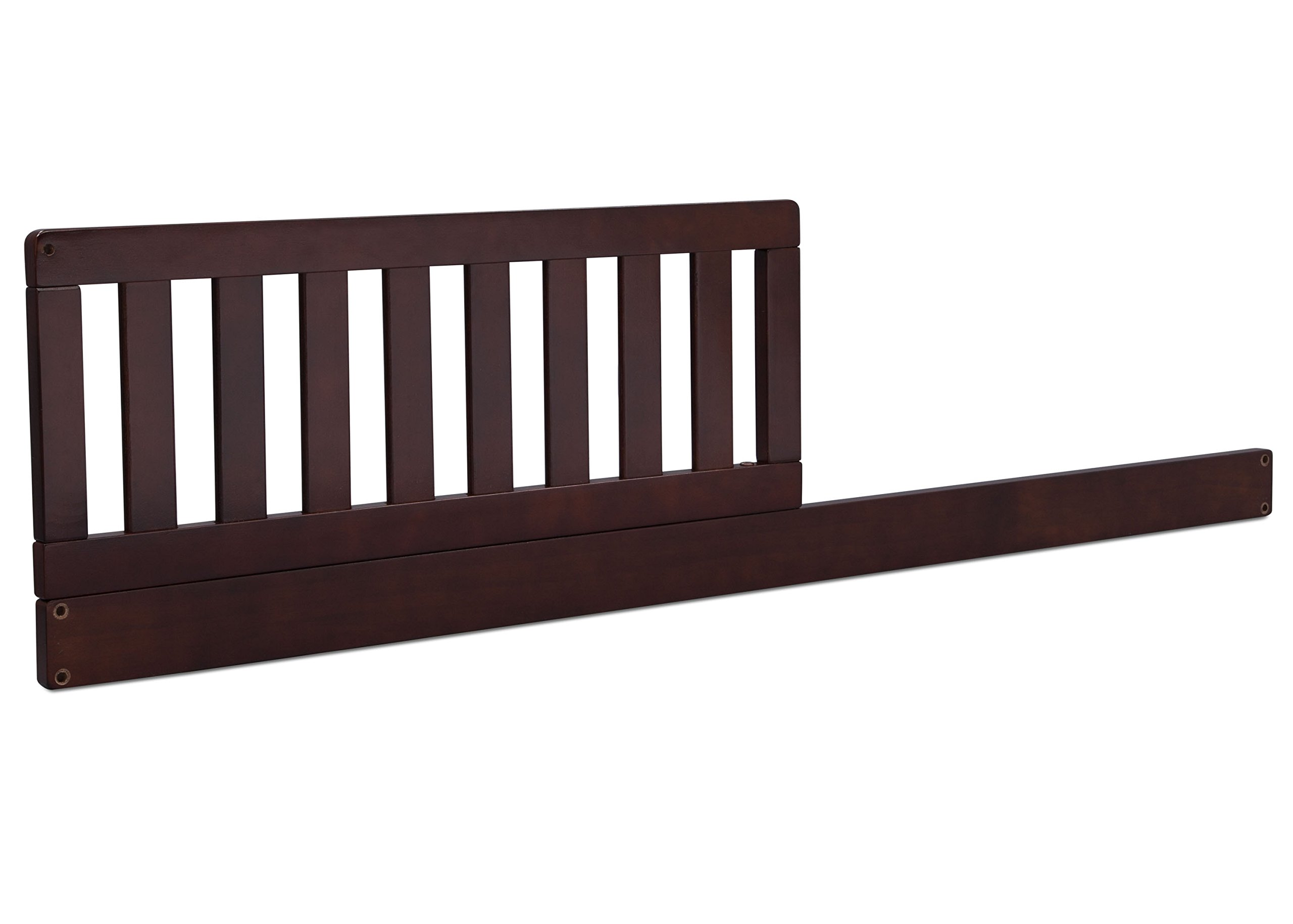 Serta Daybed/Toddler Guardrail Kit, Dark Chocolate by Serta