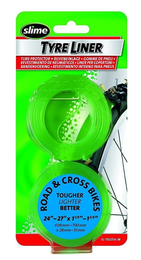 "Slime SL-T1526/6 Mountain Bike Tube Protector, 26"" (Pack of"