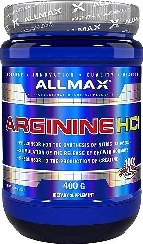 ALLMAX Nutrition Arginine HCI 14 oz 400 g